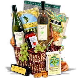 Cakebread Whites™ Wine Gift Basket
