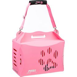 Pink Eco-Friendly Pet Carrier
