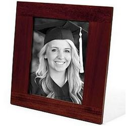Personalized Deluxe Wood 8x10 Frame