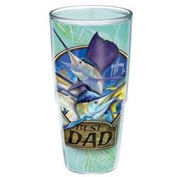 Guy Harvey Best Dad Tumbler