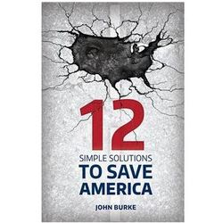 12 Simple Solutions to Save America Book