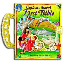 Catholic Baby's First Bible Board Book