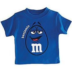 Personalized M&M Youth T-Shirt