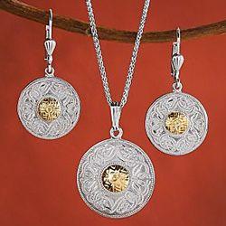 Celtic Chalice Earrings