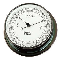 Black Pearl Endurance Barometer
