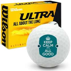 It's All Good Ultra Ultimate Distance Golf Ball