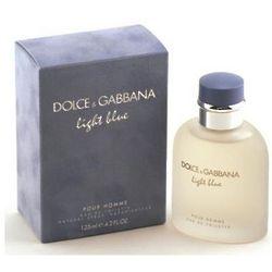 Dolce and Gabbana Light Blue Men's Eau de Toilette Spray
