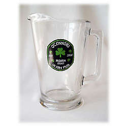 Personalized Premium Stout Pitcher