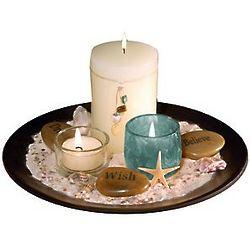 Estrella Sentiments Candle Garden