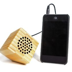 Forest Bamboo USB Portable Speaker