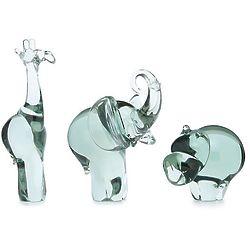 Recycled Glass Desktop Safari Animal