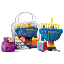 My Plush Chanukah Set