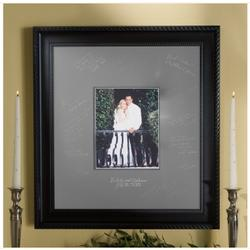 Guest Book Signature Frame