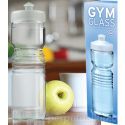 Gym Glass Carafe