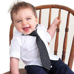 Baby's First Neck Tie