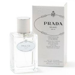 Men's Prada Infusion D'homme Eau de Toilette Spray