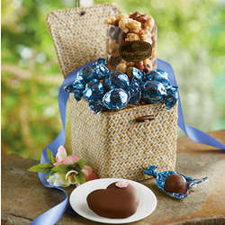 Mother's Day Moose Munch and Sweets Gift Basket