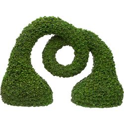 Swirl Hedge Aquarium Ornament