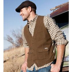 Men's Ruxton Washable Wool Vest