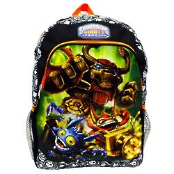 Skylanders Giants Golden Zooky Bees Backpack