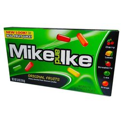 Mike and Ike Original Fruits Theater Boxes