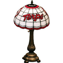 Maryland Terrapins Tiffany Style Stained Glass Lamp