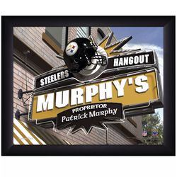 Personalized NFL Pub Sign