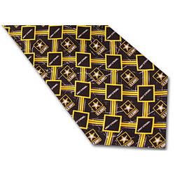 Army Logo Tie