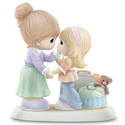 Precious Moments You're Always Part of Me Figurine