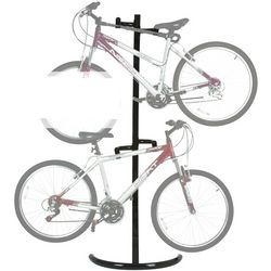 Bike Stacker Storage Rack for 2 Bicycles