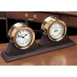 Double Clock Base