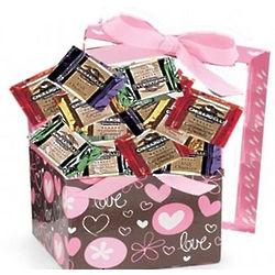 Ghirardelli Chocolate Valentine Sampler Box