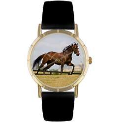 Thoroughbred Horse Photo Watch