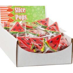Teeny Watermelon Slice Pops