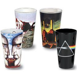 Pink Floyd Album Cover Pint Glass Set