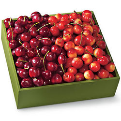 Bing and Rainier Cherry Medley Box
