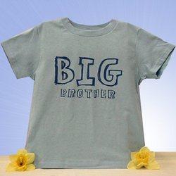 Tagless Big Brother T-Shirt