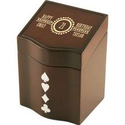 Birthday Bash Playing Card Chest