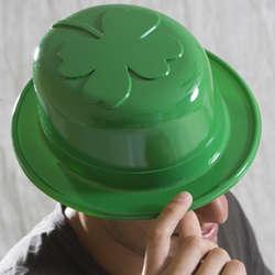 Shamrock Derby Hat