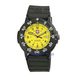 Luminox 3000 Navy SEAL Dive Series Yellow Men's Watch