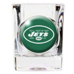 Personalized New York Jets Shot Glass