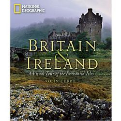 Britain and Ireland Illustrated Book
