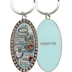 True Friend Forever Key Ring