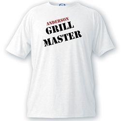 Men's Grill Master T-Shirt