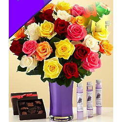 Ultimate Mother's Day Bouquet and Chocolates