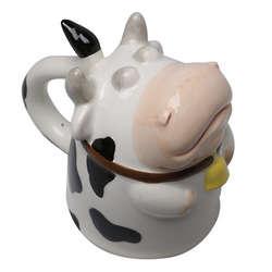 Topsy Turvy Cow Coffee Mug