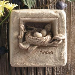 Sweet Home Mini Stone Plaque