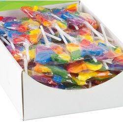Teeny Butterfly Rainbow Pops