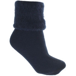 Fluffy Wool Bed Socks