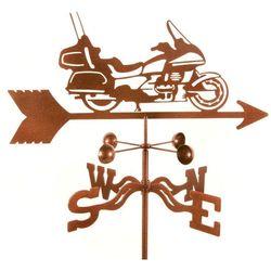 Touring Motorcycle Weathervane